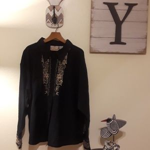 Vintage Life Style Top